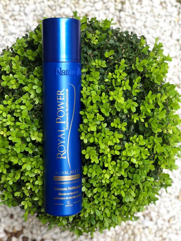 Naturelle Cosmetics Royal Power Proteine nature picture